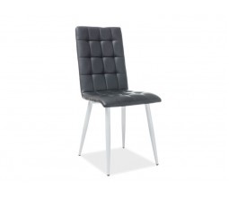 Стул Otto eco black/white